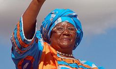 """President Joyce Banda of Malawi is being hailed as a """"new kind of African leader."""""""
