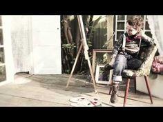 """Beautiful short film """"La Vie en Rose"""", published by Milk Magazine."""