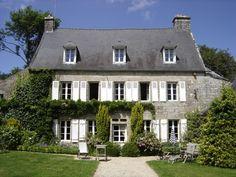 Maison bretonne à Quimper