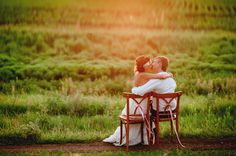 In the summertime is a really magnificent light! www.weddingpoland.com