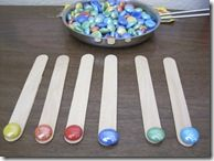 color matching #manipulatives - Re-pinned by #PediaStaff. Visit http://ht.ly/63sNt for all our pediatric therapy pins