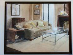 Living Room by bboyfenix17 on DeviantArt