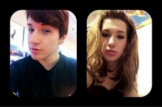 Unknown Before by M2F Transformations, via Flickr Transgender, World Most Beautiful Girl, Mtf Before And After, Janet Mock, How To Look Handsome, Safe For Work, Androgyny, Do Your Best, Cute Fashion