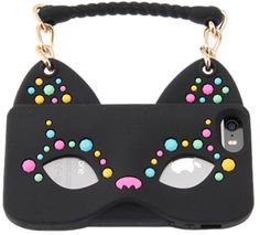 RUNWAY Channel 【Originalis Factory】 iPhone 5/5s Cat Woman on ShopStyle