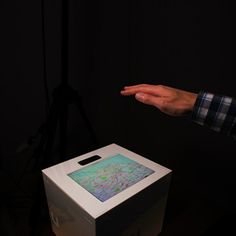 UltraHaptics touchscreens with haptic feedback by Bristol University - I believe this tech with the Leap Motion type device will shape the future of computer interface.