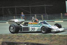 1976 Emerson Fittipaldi (BRA) (Copersucar-Fittipaldi), Fittipaldi FD04 - Ford-Cosworth DFV 3.0 V8