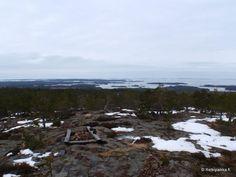 Orrdalsklint, Saltvik, Åland (osa 1)