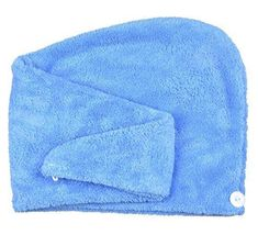 Sinland Microfiber Ultra Absorbent Twist Hair Turban Drying Cap Hair Wrap Cap X Blue -- To view further for this item, visit the image link. Hair Towel Wrap, Hair Turban, Shower Routine, Hair Flow, Wet Hair, Twist Hairstyles, Hair Tools, Head Wraps, Cap
