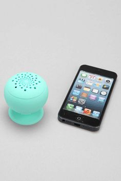 Suction Cup Bluetooth Speaker - Urban Outfitters