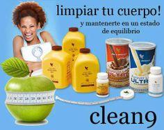 La mejor forma de estar en forma. Vente al Clean-9 y experimenta sensaciones nuevas de bienestar!!!