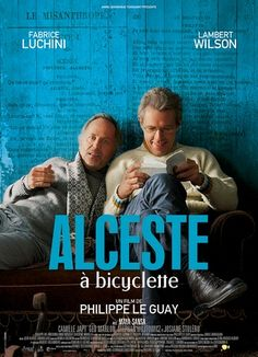 First saw Fabrice Luchini in Moliere, then in Les Femmes a 6eme Etage...
