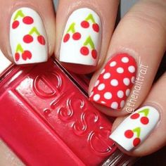 If you're looking for some cute nail art designs, you are at the right place!These 20 Simple nails are so easy to make and they are super cute as well. art designs easy lazy girl Simple Cute Nails You Can Make By Yourself - ILOVE Cute Kids Nails, Cute Summer Nails, Nails For Kids, Cute Easy Nails, Nail Art Ideas For Summer, Cool Nail Ideas, Spring Nails, Diy Ideas, Nail Designs 2015