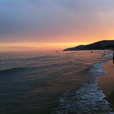 Sunset @ Castelldefels