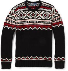 Polo Ralph Lauren Wool & Cashmere Sweat