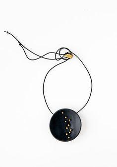 Syra Gomez Starry Night Pendant