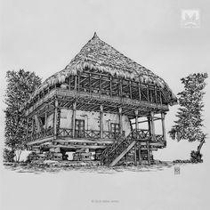 AFSHIN AMINI ART STUDIO | #AfshinAminiArt #PenAndInkDrawing #Sketchbook #Art #Architecture #Drawing #Sketching #PenDrawing #InkDrawing Medieval, Texture Drawing, House Sketch, Ink Pen Drawings, Drawing Artist, Urban Sketching, Futuristic Architecture, Paint Designs, Ink Art