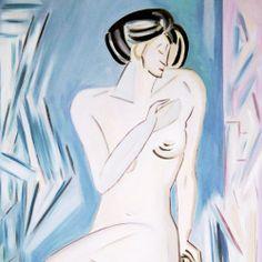 Peinture - Florence Gazmuri