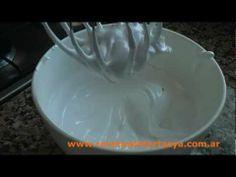 Merengue Suizo - Recetas de Tortas YA!
