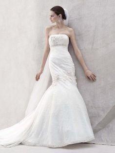 OLEG CASSINI CWG377 Talla 4 - De noviaa novia
