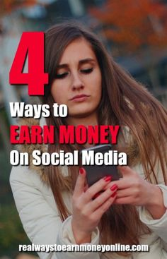 4 ways you can earn money on social media