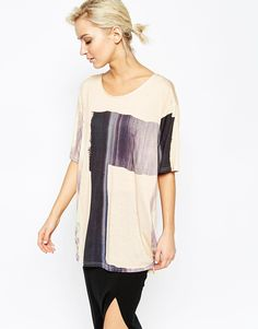<3 Love: WEEKDAY Shirt with Brush Design