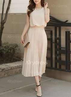 Casual Dresses Dress Pink Prom Dresses Prom Dress Stores Near Me Pink Prom Dresses, Cute Dresses, Maxi Dresses, Long Dresses, Formal Dresses, Long Skirt Outfits, Chiffon Dresses, Bridesmaid Dresses, Casual Summer Dresses