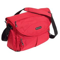 "California Innovations Columbia Outfitter Diaper Bag - Red - California Innovations - Babies""R""Us"