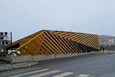 Ice Rink / OBIA/  Bansko, Bulgaria