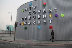 The brand new, New Covent Garden Market, April New Covent Garden Market, New Market, Flower Market, New Chapter, Love Flowers, Marketing, Places, Lugares, Flower Shops