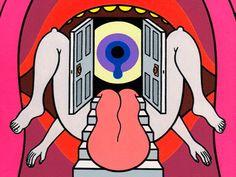 16 visiones eróticas que son pura droga lisérgica | PlayGround | Actualidad Musical