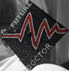 Graduation cap for a future doctor