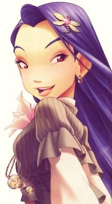 Hay Lin from W.I.T.C.H., Disney