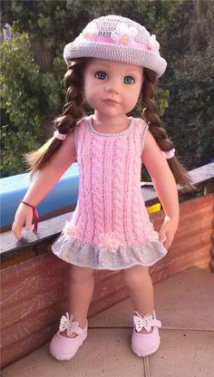 Осенняя одежда для девочек Готц / Одежда для кукол / Шопик. Продать купить куклу / Бэйбики. Куклы фото. Одежда для кукол: