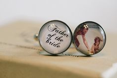 Wow, I love these cufflinks... - Winter Wedding at Millbrook Winery from White Tulip Photography