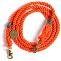 Found My Animal -  Leash Found My Animal promotes animal adoption in a very direct way: let your pet wear your values. By encouraging rescue over purchase, we support animal welfare by asking pets and their owners to help deliver our simple, important message.