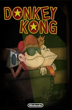 Nintendo-Donkey kong