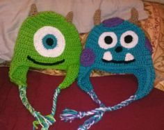 mike and sully mitten pattern | Popular items for mike and sully on Etsy