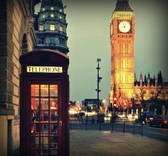 Lets go to #London