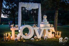 Big Love per un taglio torta di grande effetto | SiDay Wedding Planner in Puglia