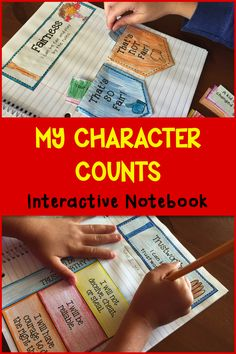 Use the Fables to Teach Character Interactive Notebook - This is a great unit that will help you develop a safe, caring classroom community. Students will learn empathy as they learn about each of these character qualities and will be totally engaged as they learn how to develop strong character. This unit covers the 6 Pillars of Character: Trustworthiness, Respect, Responsibility, Fairness, Caring, and Citizenship.