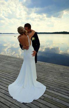 Our wedding in Satulinna,Finland <3