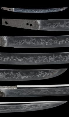 Japanese Blades, Japanese Sword, Katana Swords, Samurai Swords, Samurai Art, Samurai Warrior, Swords And Daggers, Knives And Swords, Knife Template