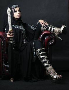 """""""Don't become the princess of someone else's fairytale - become the Empress of your own realm"""" - Naziyah Mahmood"""