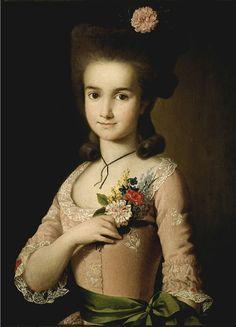 Карл Людвиг Христинек - Портрет девочки (1781).jpg