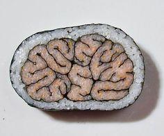 El chef Tama-Chan hace arte en el sushi - Antidepresivo : Antidepresivo