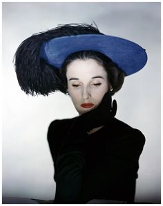 """""""BABE"""" Babe Paley American style icon and Vogue Editor"""