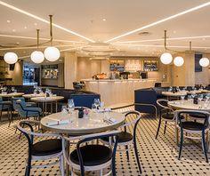 The Gorgeous Kitchen by Blacksheep  Bentwood Chair, Restaurant Seating, Restaurant design, Inspiration