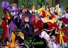 Halloween Disney Villains.290 Best Disney Villains Halloween Theme Party Decoration Costume