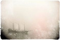 Dreamy Pirate Ship Photo Ghost Ship Fine Art by missquitecontrary Expensive Wallpaper, Ghost Ship, Vintage Cameras, Vintage Photos, Beach Cottage Decor, Beach Wall Art, Medical Illustration, Coastal Art, Image Photography