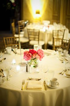 Wedding decoration grand ballroom at 9 floor hotel aryaduta medan simple and elegant centerpiece junglespirit Images